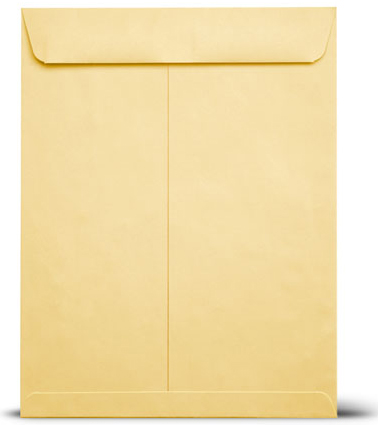 Customize And Buy X Envelopes Online Checkomaticcom - 10x13 envelope template