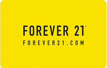 Forever 21 Free Gift Card