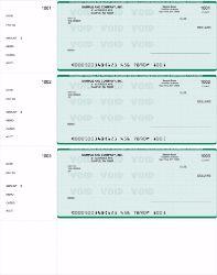 Wallet/Personal Laser Checks
